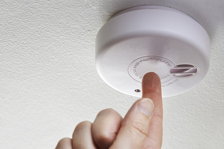 Smart smoke detectors is the future of fire safety.