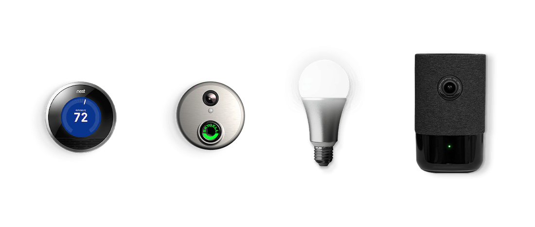 Smart home Security Notifications