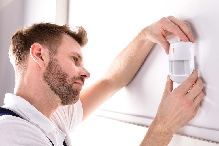 Improve your Home Alarm with Professional Monitoring