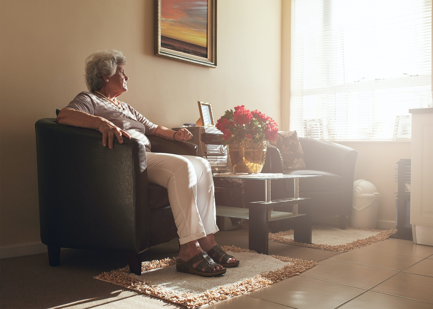 Smart Technology Helping as you get Older