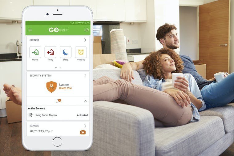 Moving Home With GoKonnect