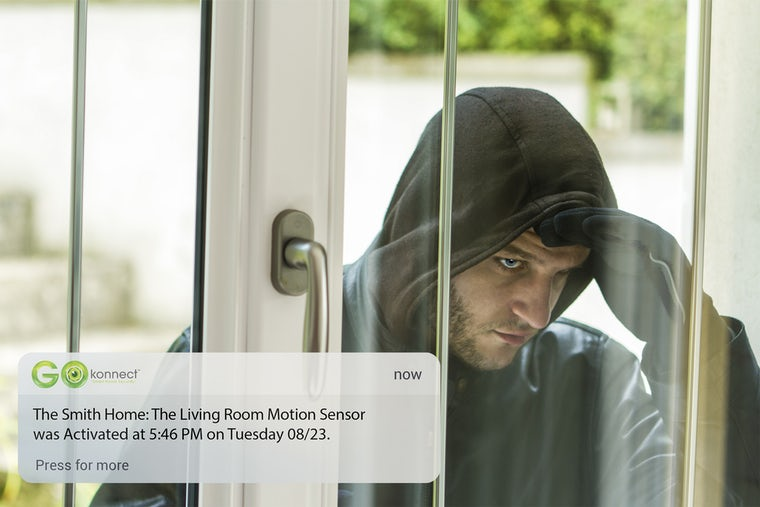 How Burglars Target Homes