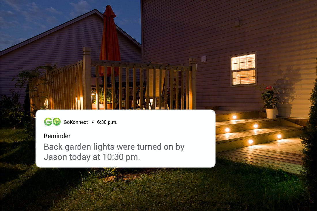 back-garden-lights-notification-alert-gokonnect