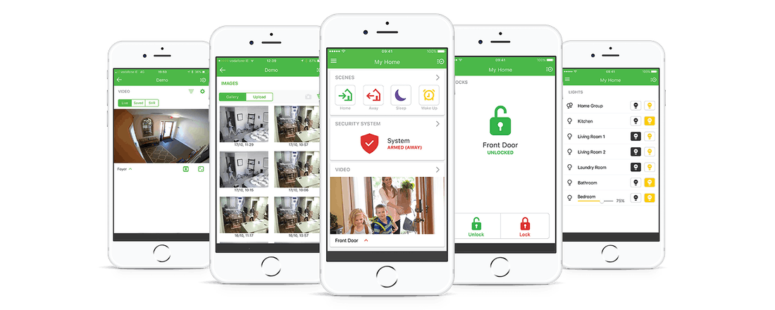 multiple-phone-with-gokonnect-smart-home-app