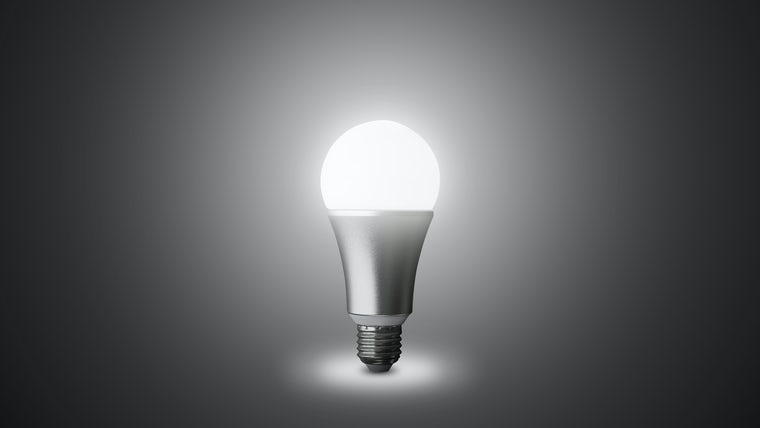 Illuminate your home with a Smart Bulb.
