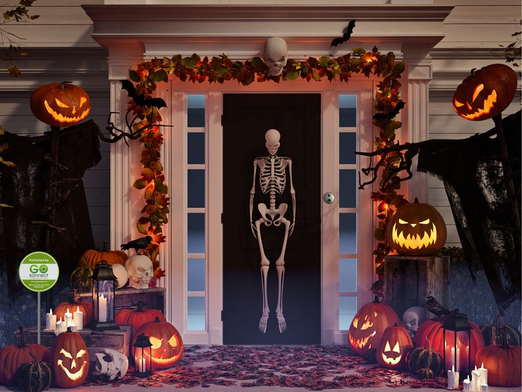 Smart Home Halloween guide
