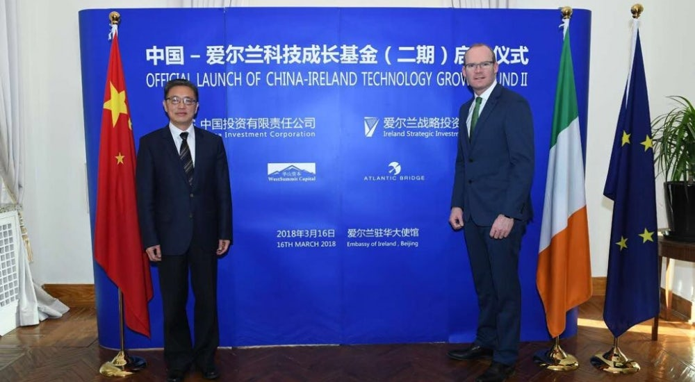 ISIF and China's CIC Capital announce €150 million Fund to focus on high-growth companies