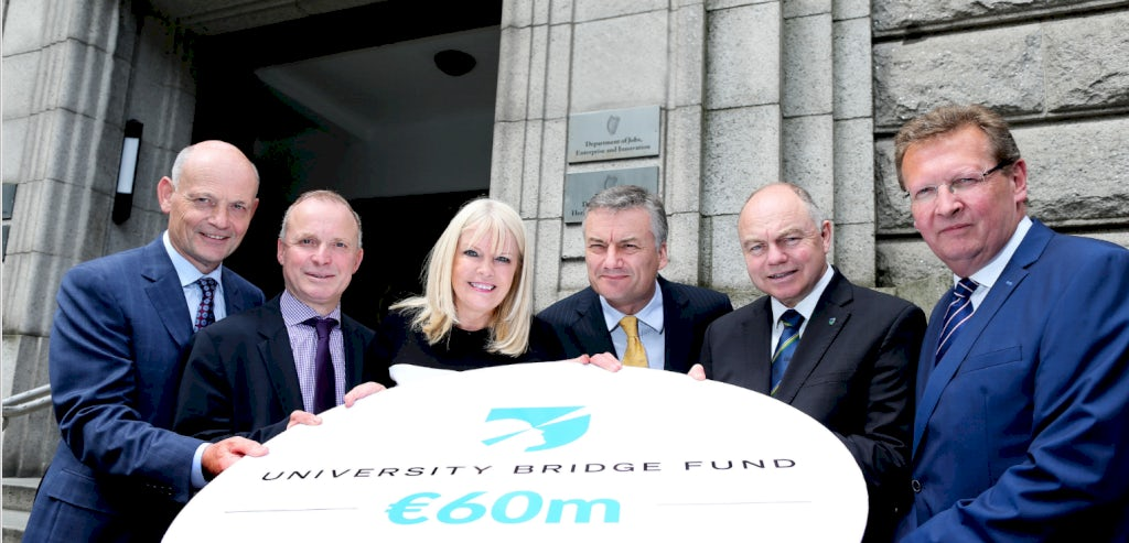 Atlantic Bridge announces €60m fund to invest in companies emerging from third level research