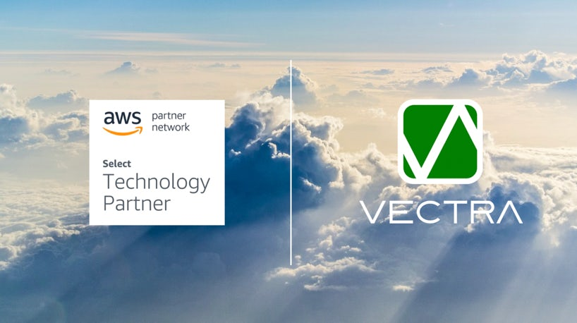Vectra introduces the industry's first network threat detection and response solution in Amazon Web Services