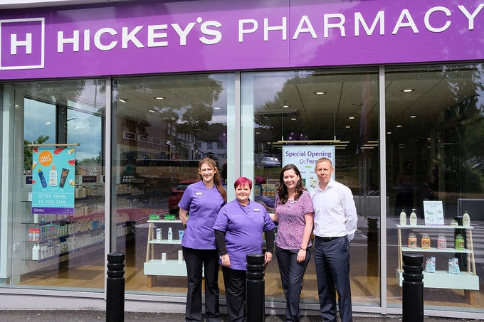 Two new stores open in Cork