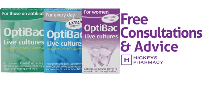 OptiBac Expert Advice Events