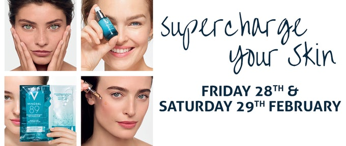 Vichy Skincare Consultations