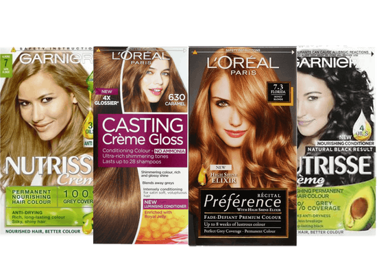 great savings on selected hair colours