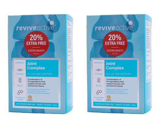 Extra 20% free Revive Active Joint COmplex