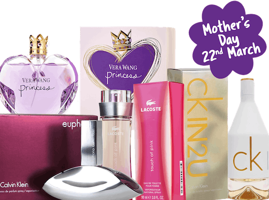 Ladies' Fragrance up to 50% off