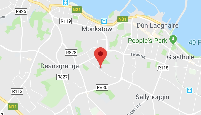 Monkstown Map