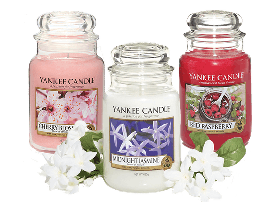 Yankee Candle large jar Now €16.99 (WAS €29.95)