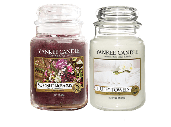 NOW €17.99 Yankee Candle Large Jars (was €29.95)