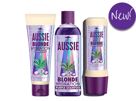 Save 33% Aussie Blonde range