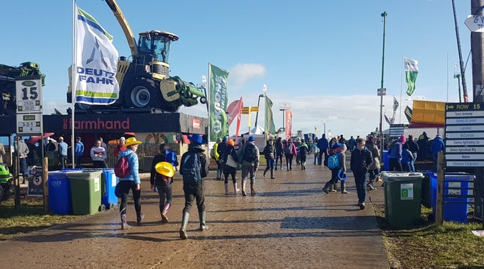 National Ploughing Championship Day 2