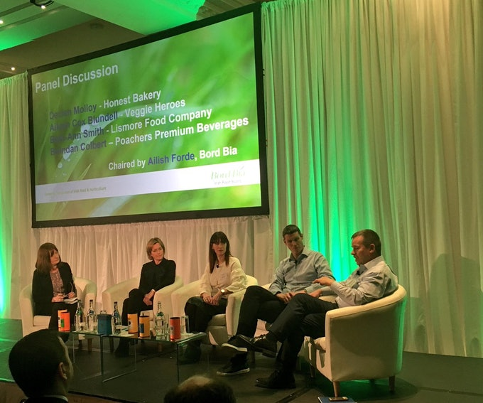 Healthy, convenient and good for the environment - Bord Bia Small Business Open Day
