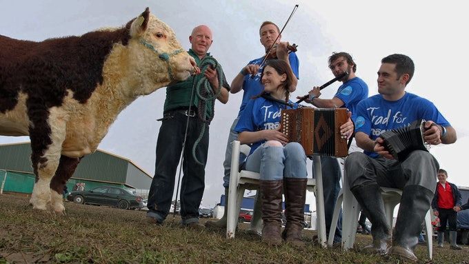 National Ploughing Championships Day 2