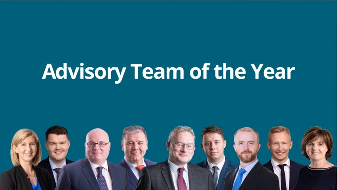 Food & Agribusiness Team Scoops Advisory Team of the Year