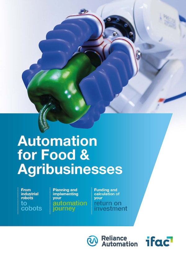 Automation for Food & Agribusinesses