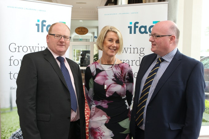 Investment and Tax Advice Briefing held for Donegal Investment Group