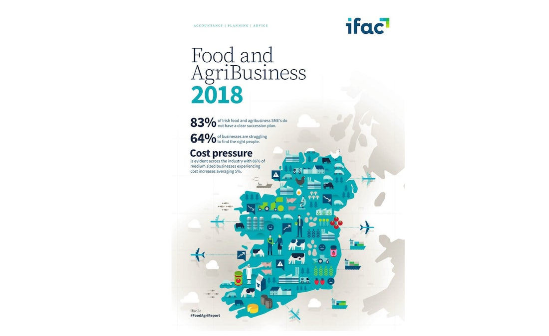 Download the 2018 ifac Food & AgriBusiness Report
