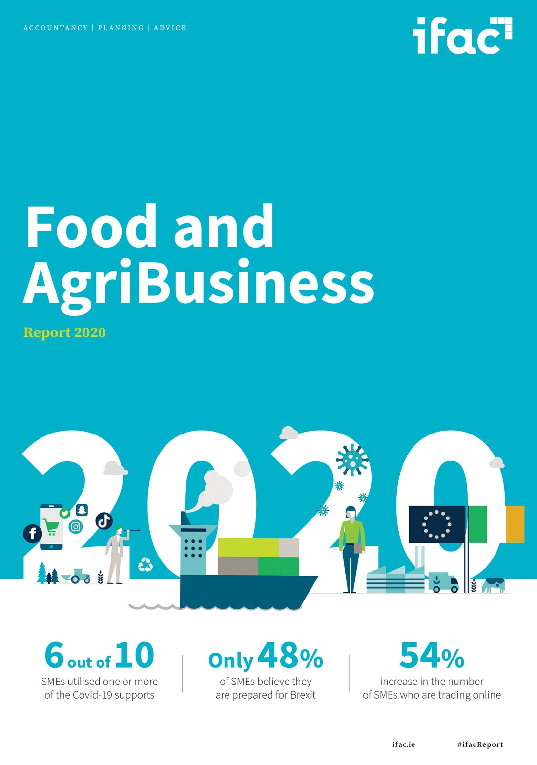 Download the 2020 ifac Food & AgriBusiness Report