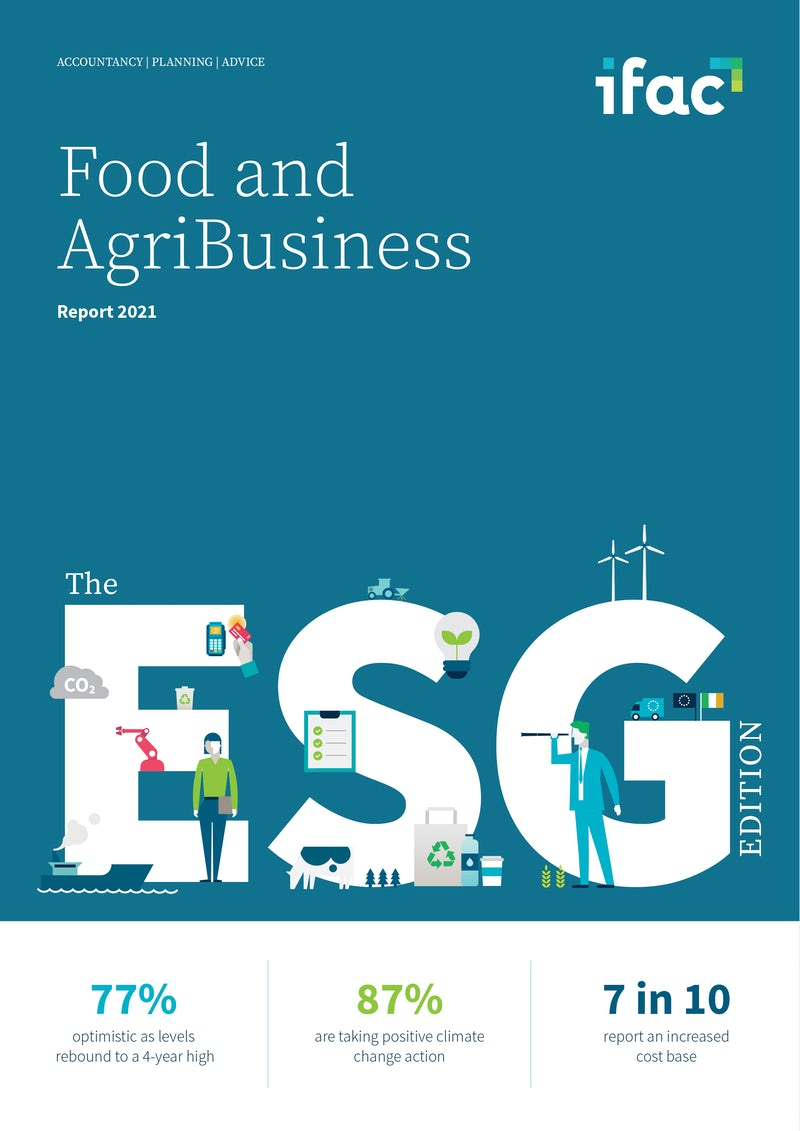 Download our 2021 Food & AgriBusiness Report: The ESG Edition