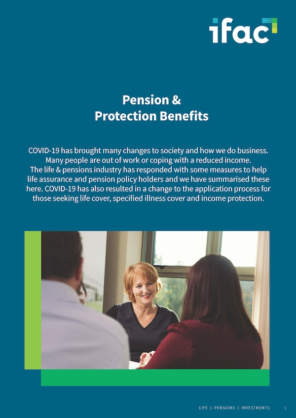 Pension and Protection Benefits