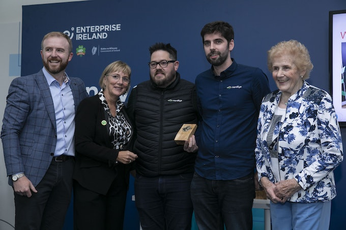 Ifac gives a helping hand to Irish agtech at Innovation Awards