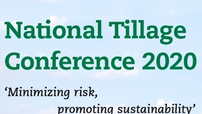 National Tillage Conference 2020