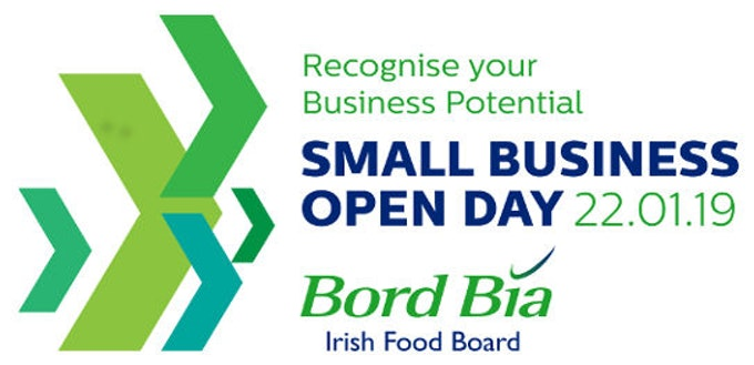 Recognise your business potential - Bord Bia Small Business Open Day 2019