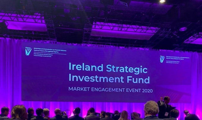 ISIF and Ireland's Sustainable Future