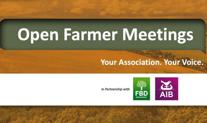 IFA Open Farmer Meeting, Louth/Meath/Dublin