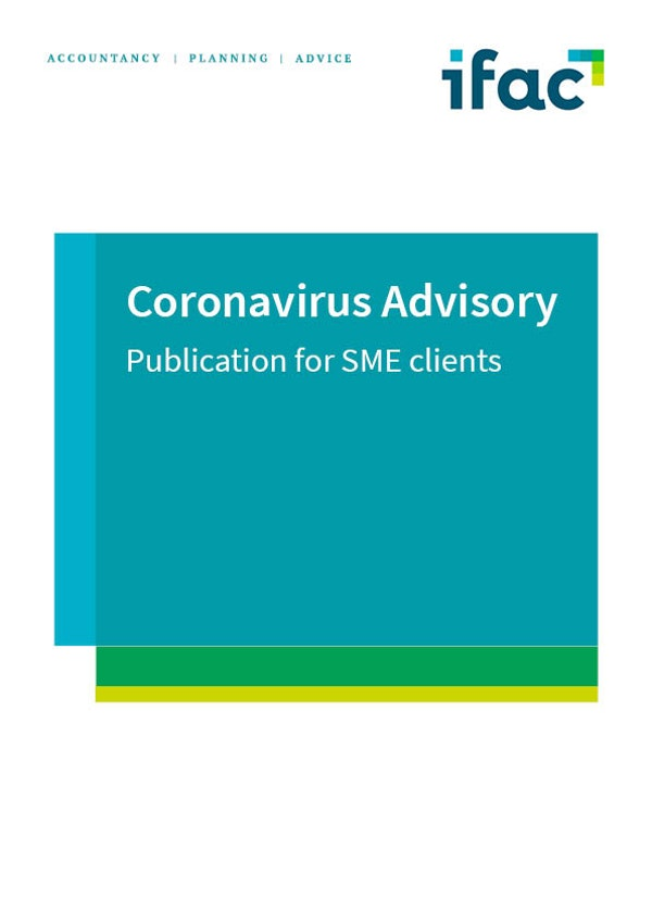 COVID-19 Advice for SMEs