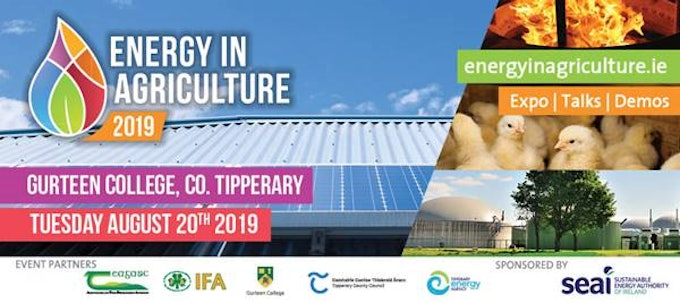 Energy in Agriculture