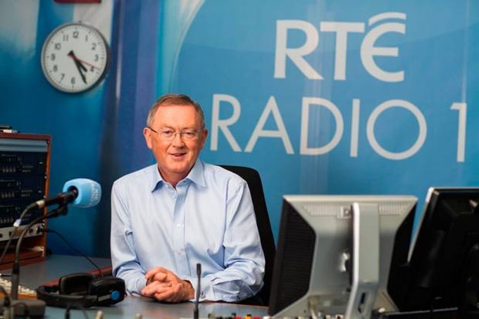 John Donoghue discusses the effects Brexit will have on Agriculture on the Sean O'Rourke Show