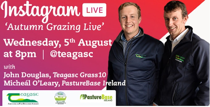 InstaLive with Grass10 & PastureBase