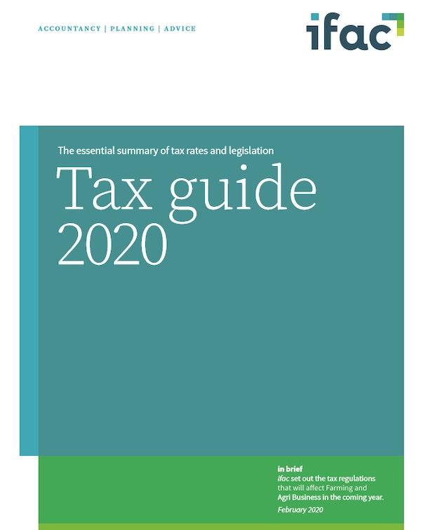 Ifac Tax Guide 2020