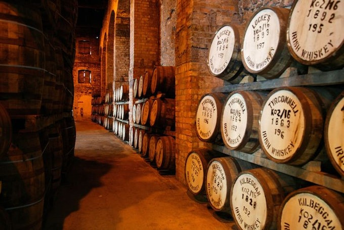 The Growing Irish Whiskey Industry