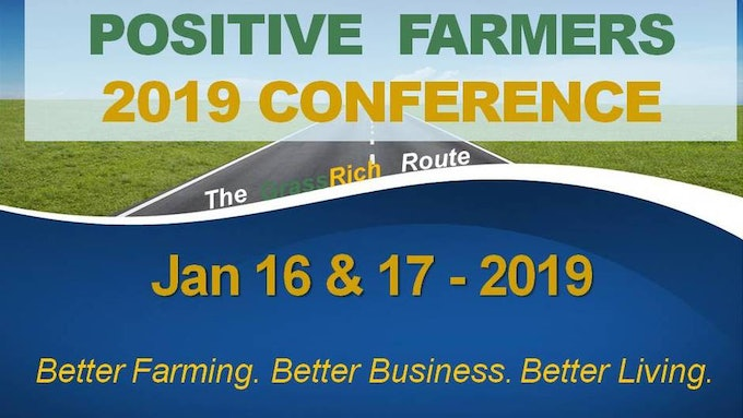 Positive Farmers Conference