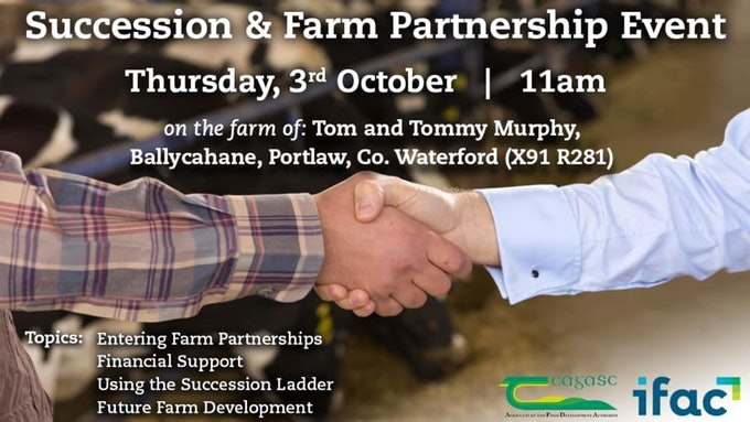 Succession & Partnership Farm Walk