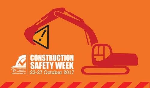 Construction Safety Week at Cairn