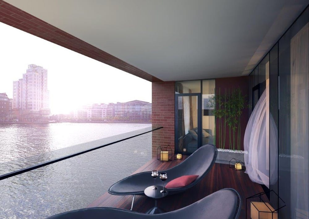Hanover Quay site purchase