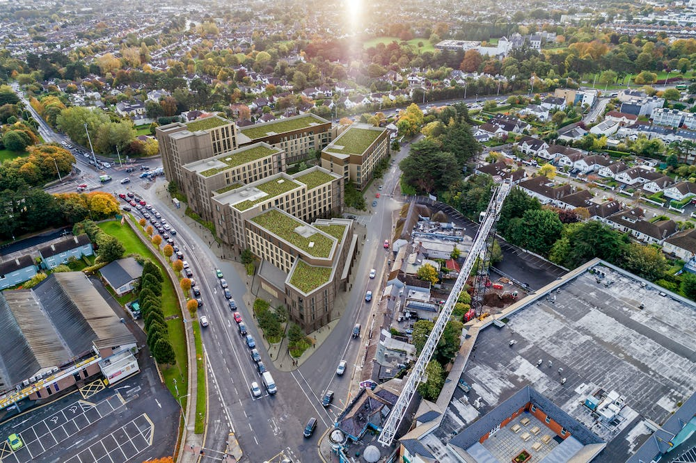 Planning Granted For Stillorgan Site
