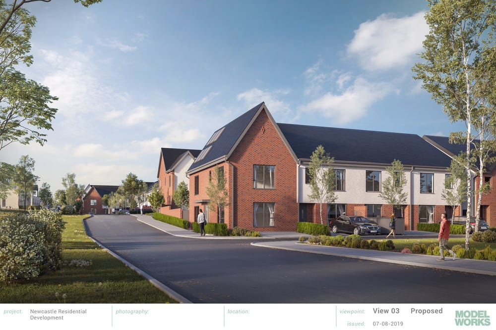 Newcastle Planning Granted